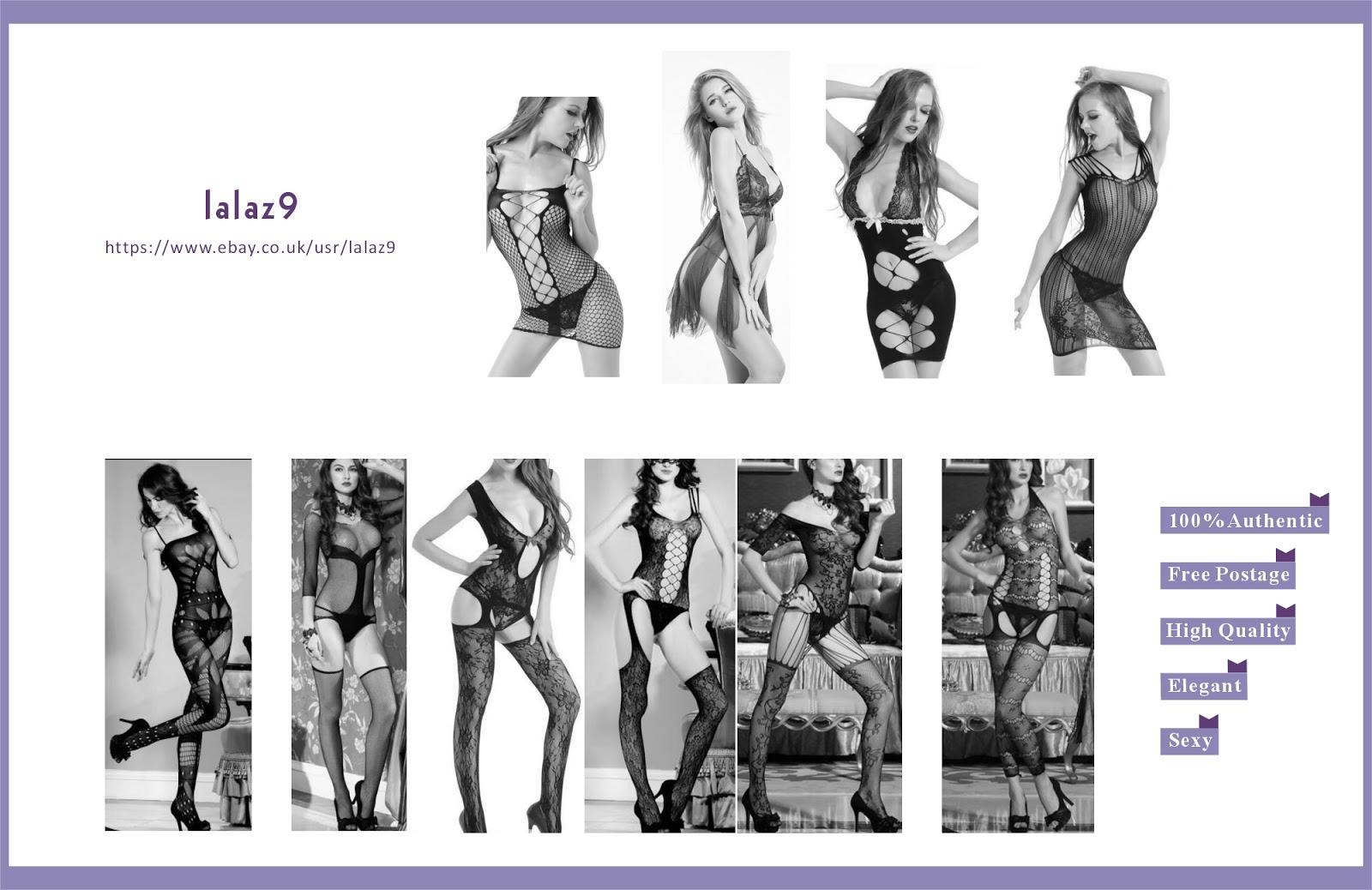 65chiayee 我有我态度之乱乱煮画计绪写 Ads Sex Body Stocking Lingerie Underwear Lalaz9 Ebay Co Uk
