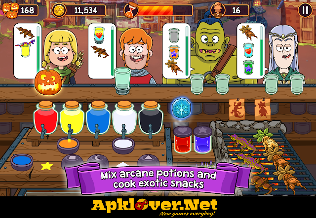 Potion Punch MOD APK unlimited money