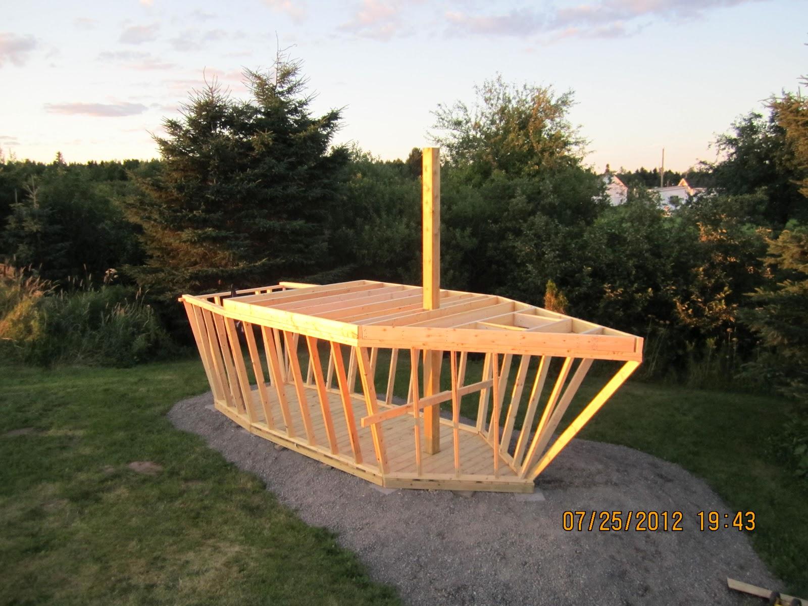 Backyard Kidz: Backyard Pirate Ship - Day 5
