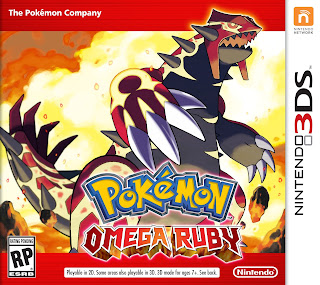 Pokemon Omega Ruby | Download 3DS CIAs