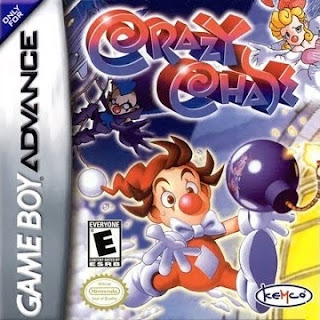 Crazy Chase ( BR ) [ GBA ]