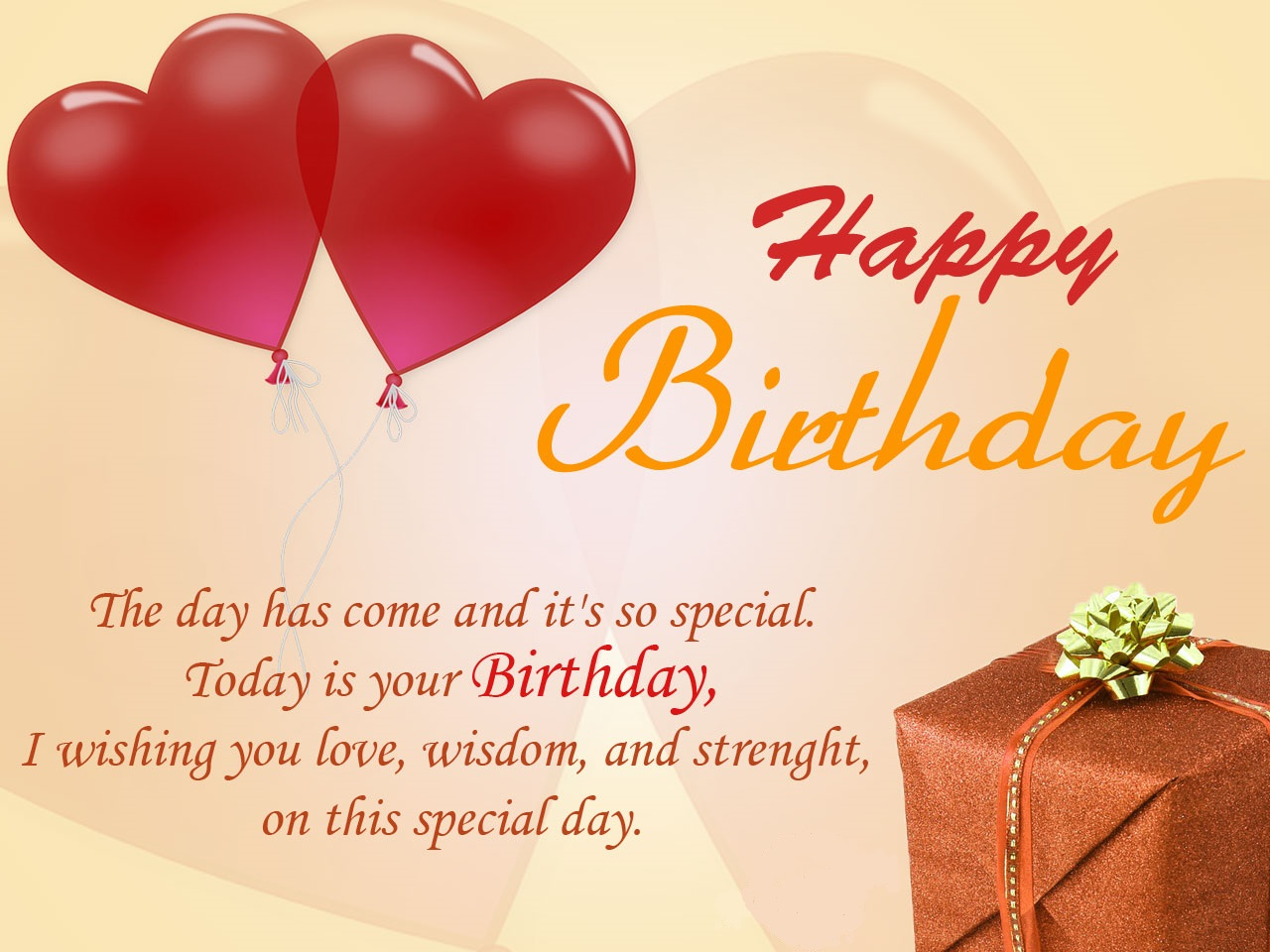 Happy Birthday wishes quotes for husband the day has e and it s so special