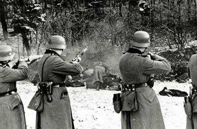 Στο Δίστομο του νομού Βοιωτίας έγινε κατά τον Β' Παγκόσμιο πόλεμο στις 10 Ιουνίου 1944