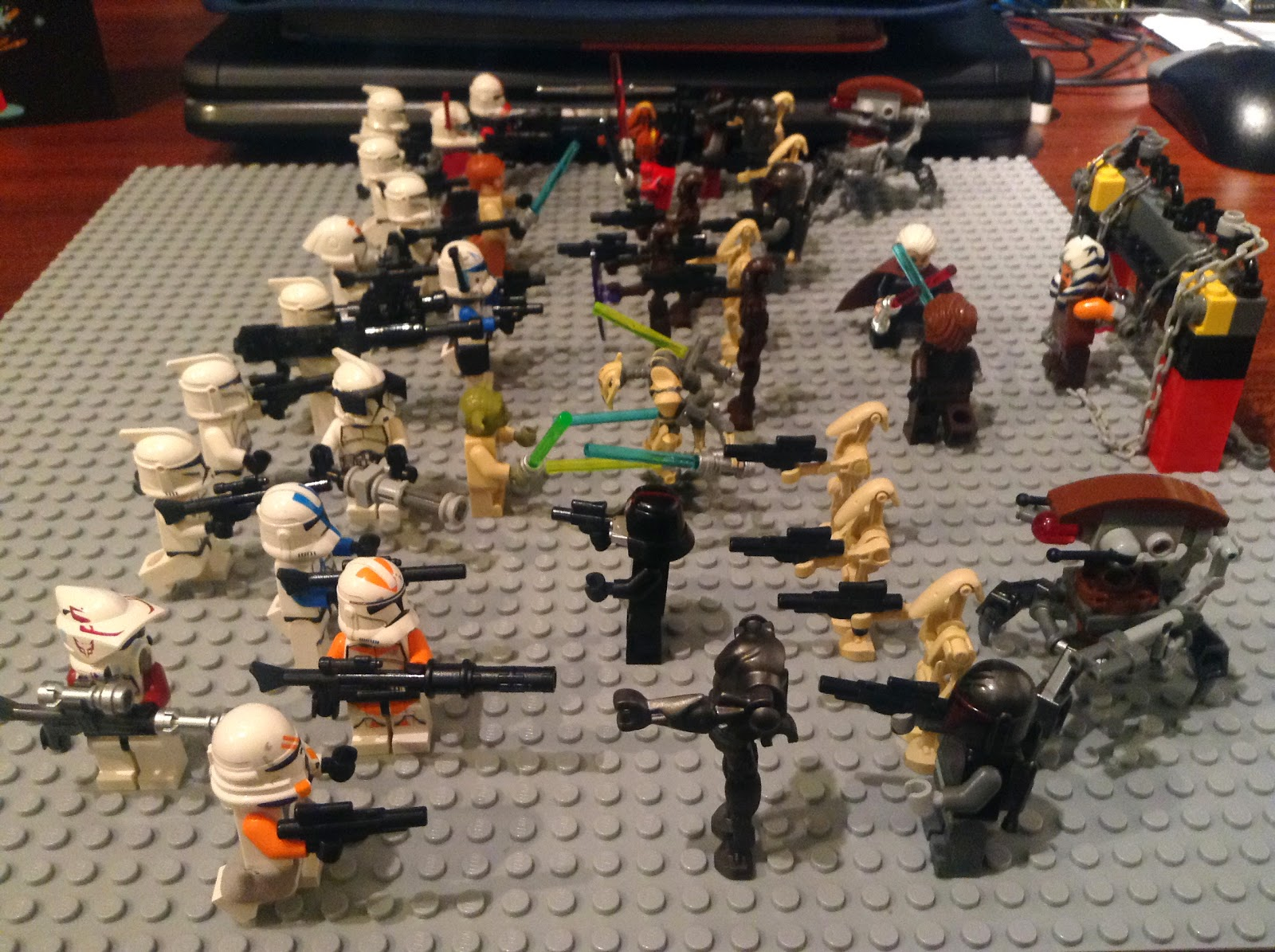 T Rexs Blog Of All Things Awesome Lego Star Wars Mini Moc