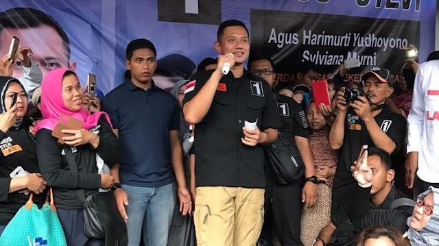 Ini Alasan Agus Yudhoyono Kembali Absen di Debat Kandidat