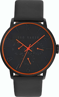 Ted Baker Men's 10029566 Black