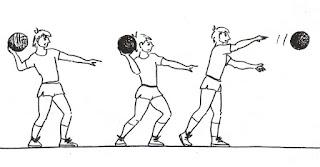 teknik baseball pass