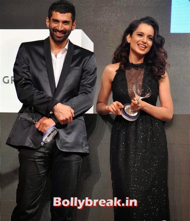 Aditya Roy Kapoor and Kangana Ranaut