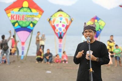 Banyuwangi kite festival 2016.