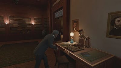 The Invisible Hours Game Screenshot 9