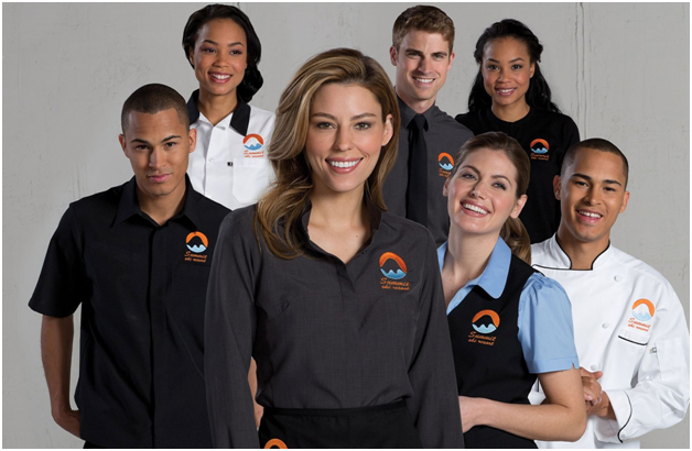Why Your Staff Logo Embroidered Uniform is Important for the Successful Branding of Your Casino 3