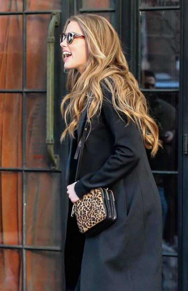 Amber Heard Style hair