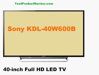Sony KDL-40W600B TV