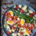 Smoked Salmon Spring Salad With Jammy Egg, Potatoes & Asparagus