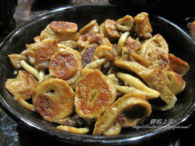 【靜姐上菜】Jean的廚房飲食歡樂記: 自製麵腸 (菇炒麵腸)