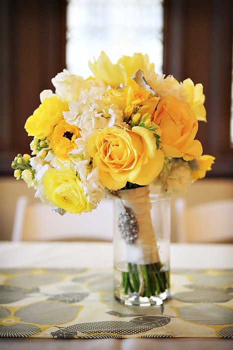Platinum Touch Events: {Color Crush} Yellow + Gray