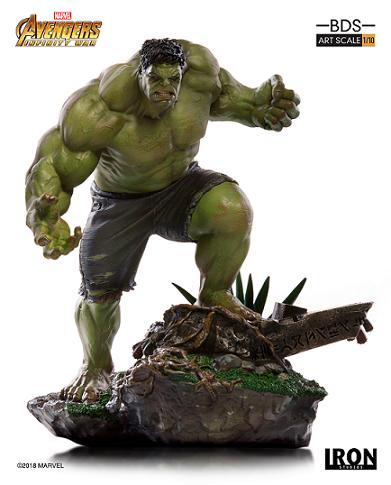 Hulk BDS Art Scale 1/10 Avengers: Infinity War