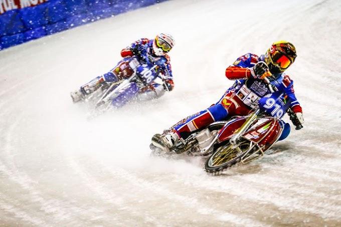 Az orosz jégmotor bajnokság finalistái