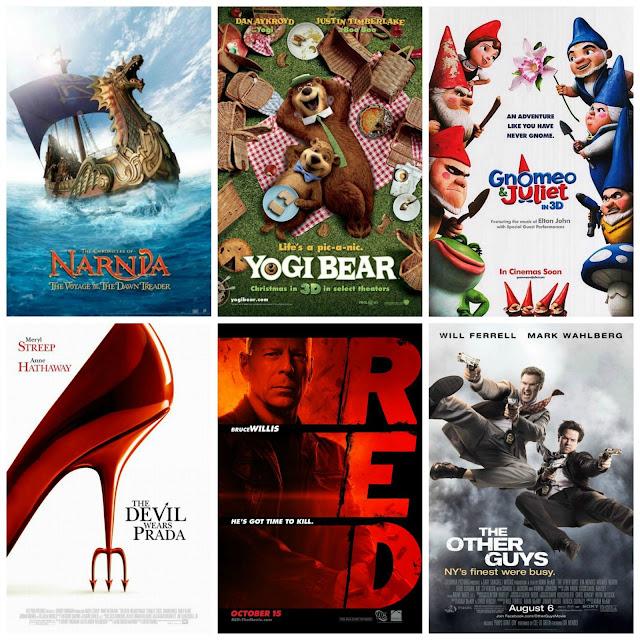 February Films 2011