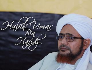 Terkait Reuni Akbar 212, Habib Nabiel bin Fuad al-Musawa, Jangan Bawa Nama Besar Habib Umar