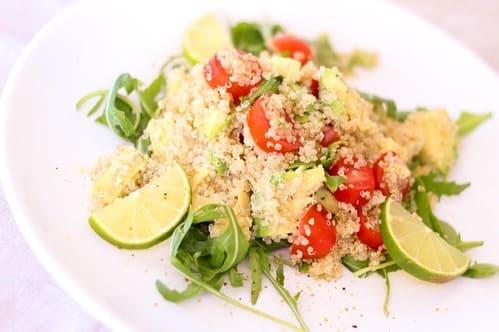 Alguns benefícios da quinoa. o melhor cereal do mundo