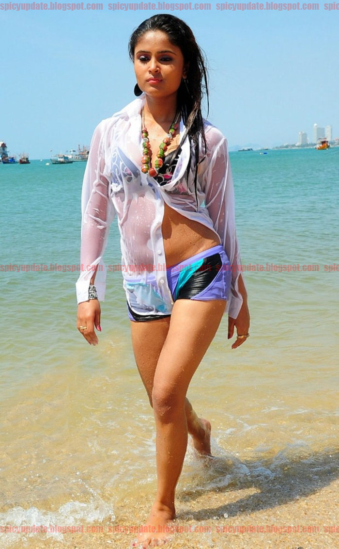 Spicy Update Varsha Latest Spicy Sizzling Hot Deep -2443