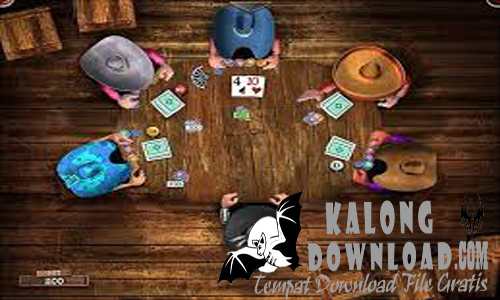 Free Download Games Governor of Poker 2 Full Version For