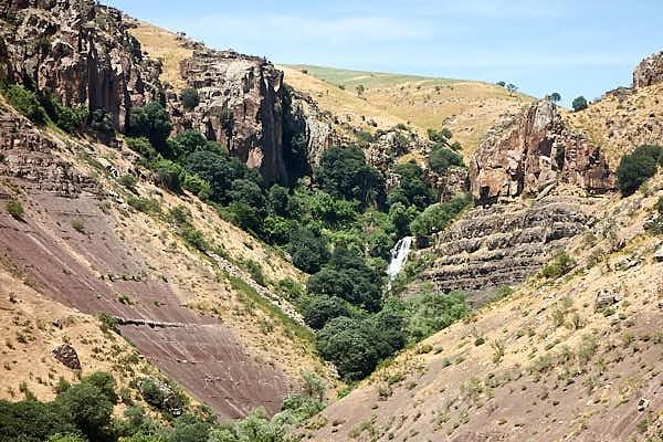 Азадбаш: водопады | 2020.06