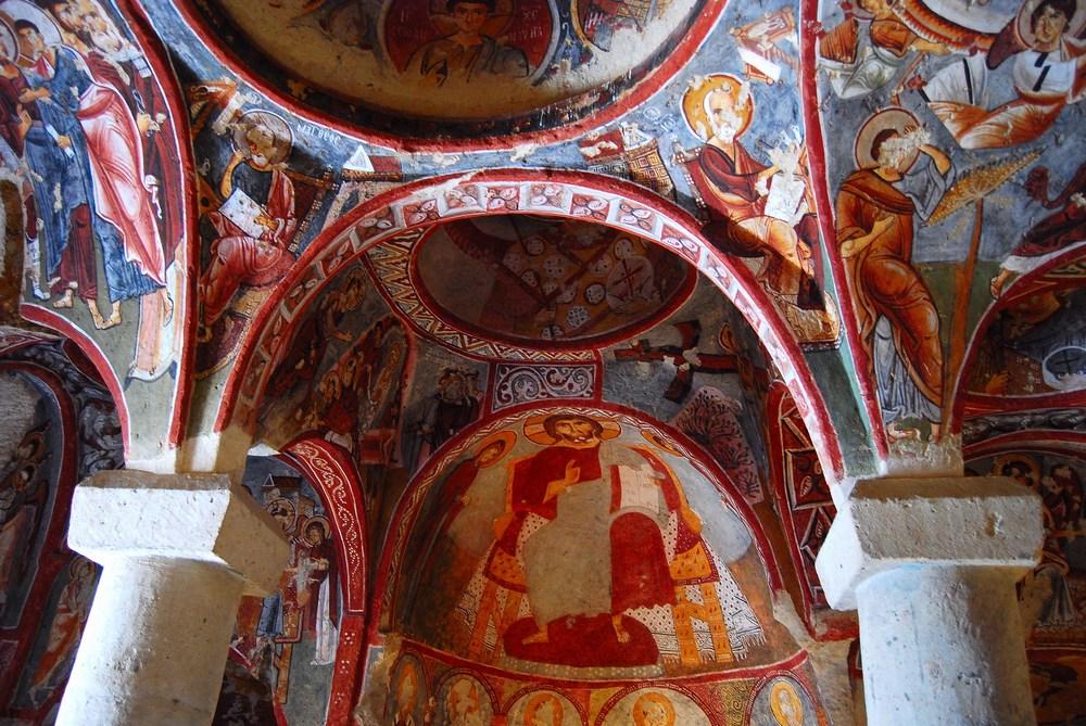 Eglise à la sandale – Carikili Kilise