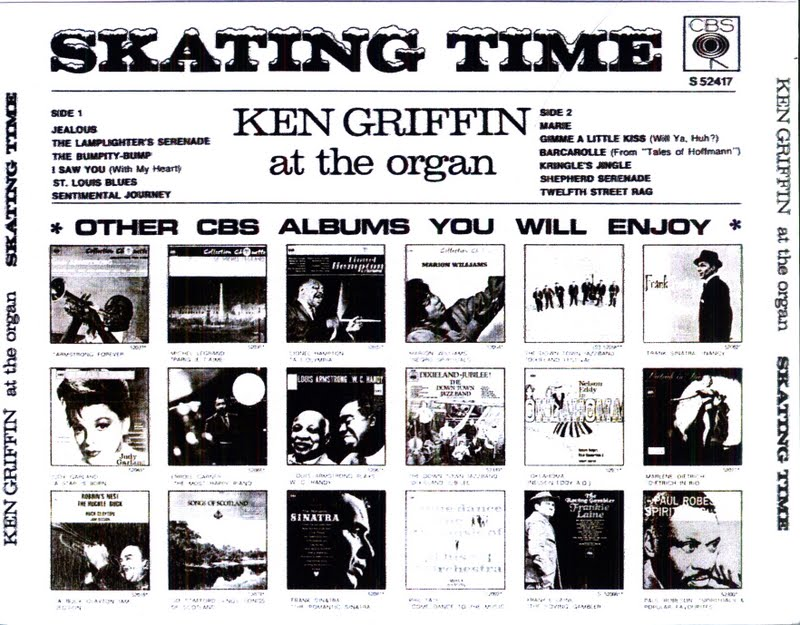 My music new: Ken Griffin - Skating Time