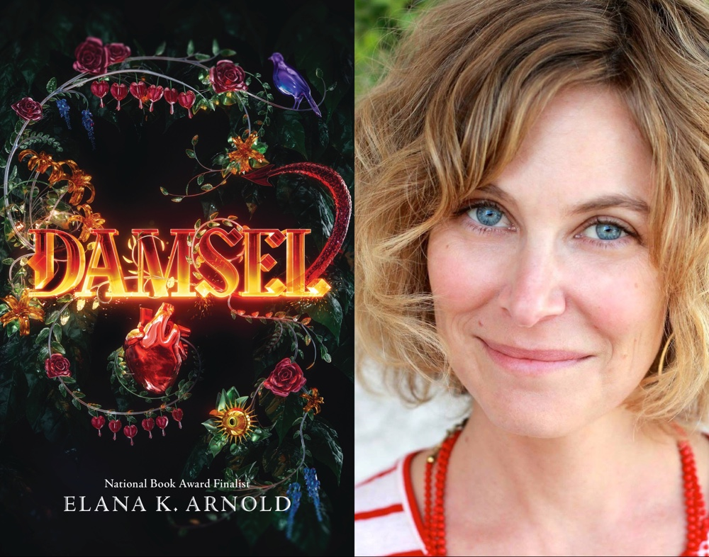 Damsel by Elana K Arnold | Young Adult Fiction