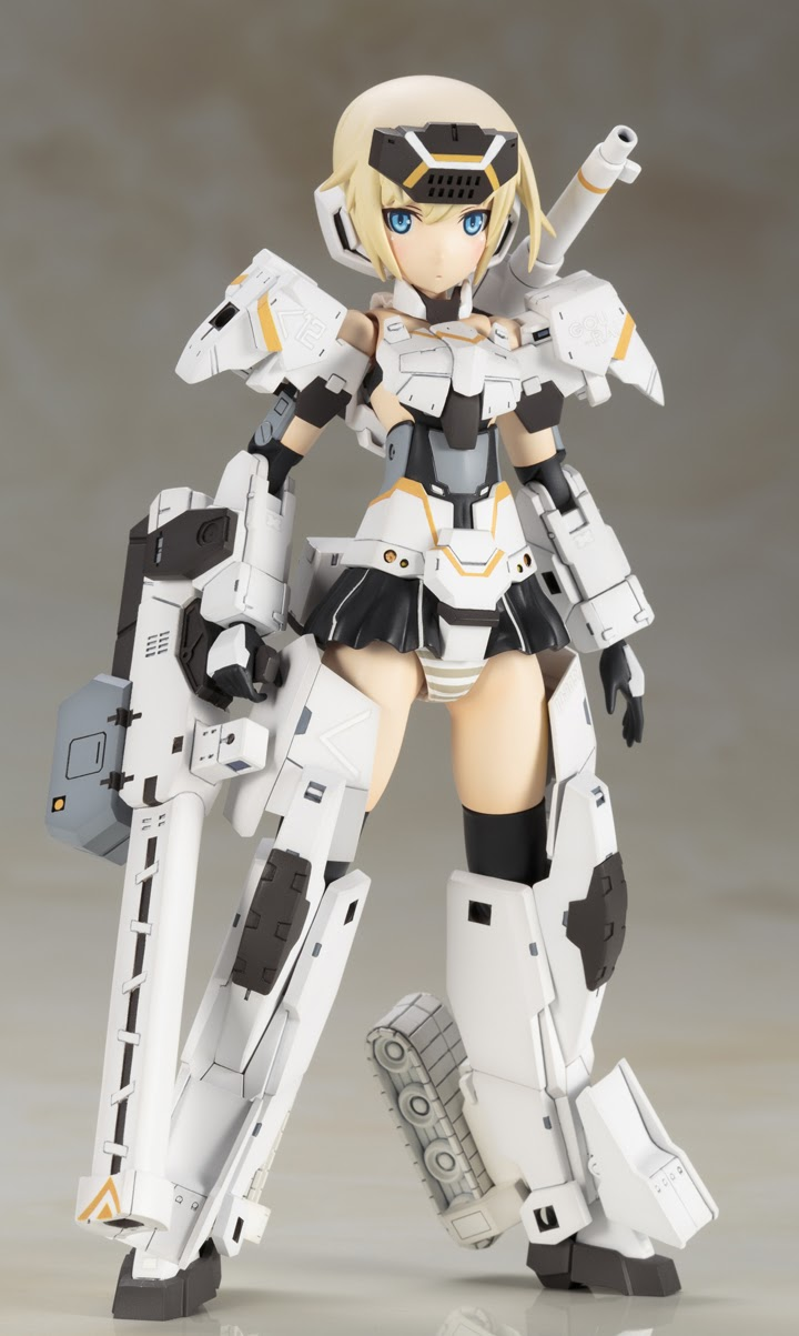 frame arms girl gourai kai blu ray limited