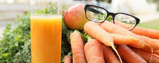 Kenali 4 Jenis Makanan Yang Dapat Meningkatkan Kesehatan Mata