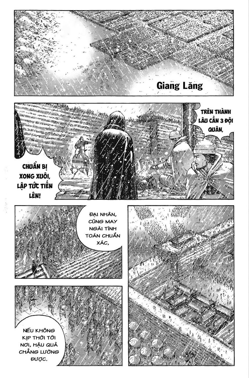 Hỏa phụng liêu nguyên Chương 438: Một câu thực lòng [Remake] trang 1