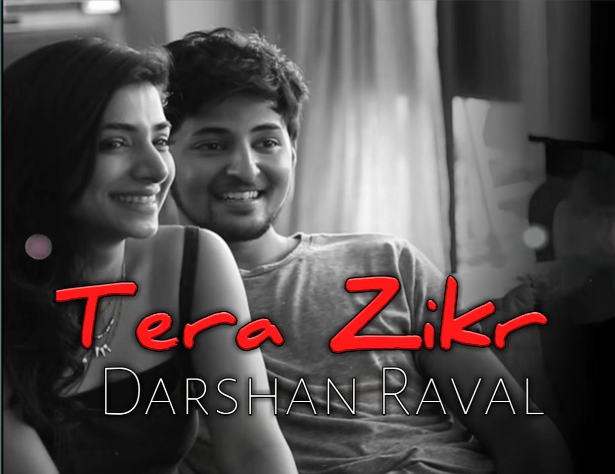 Tera Zikr Guitar Chords Darshan Raval Tgtutorials