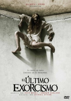 El último exorcismo (The last exorcism, 2010) película dirigida por Daniel Stamm