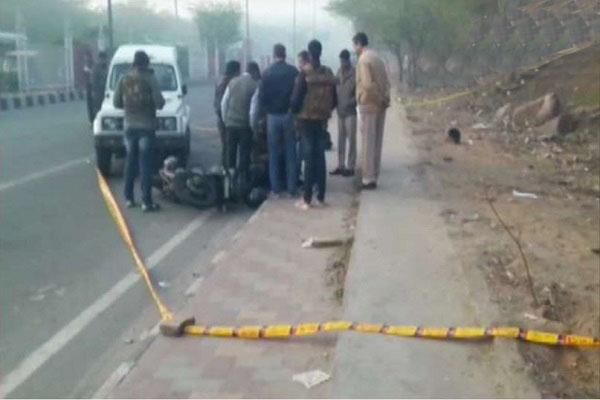 दिल्ली : पुलिस और बदमाशों के बीच मुठभेड़, दो बदमाश ढेर