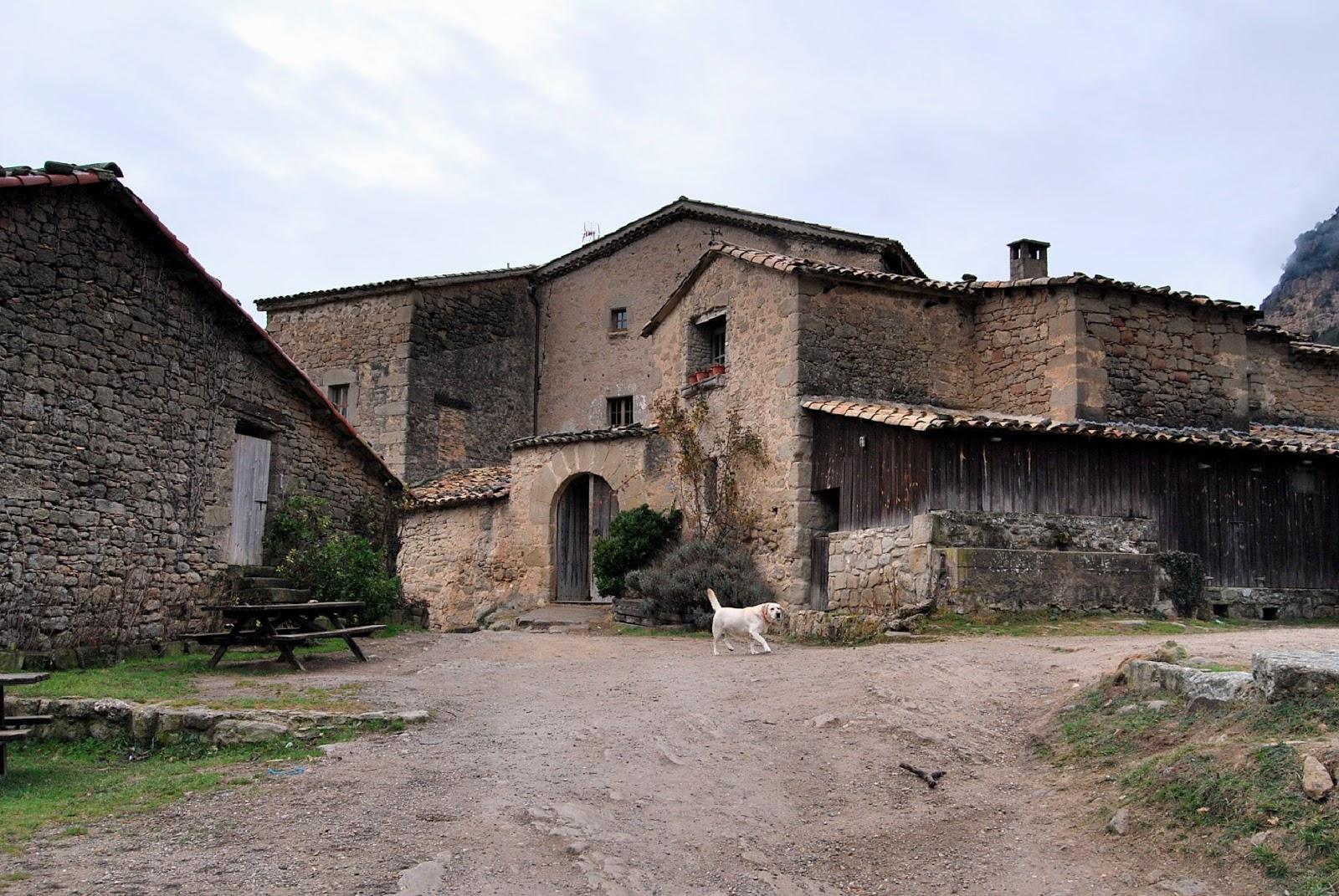 Fotos de espa a masia el pujol de la vall d 39 ora - Casa rural mas rosello ...