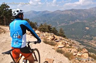 Ruta de Los Pinos, Tornavacas. BTT en el Valle del Jerte