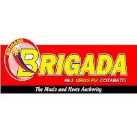 Brigada News FM DXYC 89.3 Cotabato logo