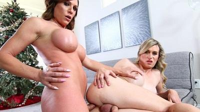 Transerotica – Nikki Jade Taylor VS Nikki Vicious