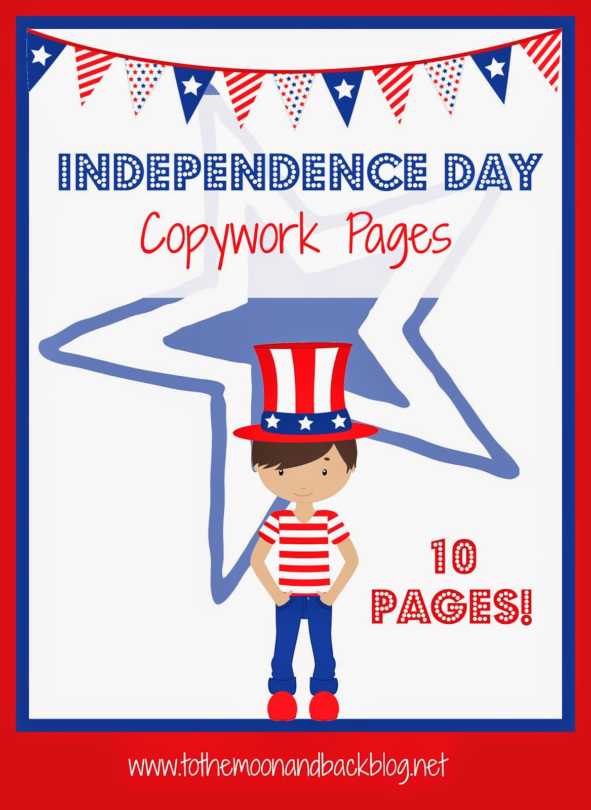 Free Printables For The 4th Of July