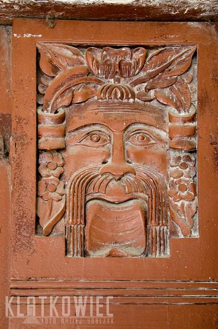 Ząbkowice Śląskie: drewniana secesja