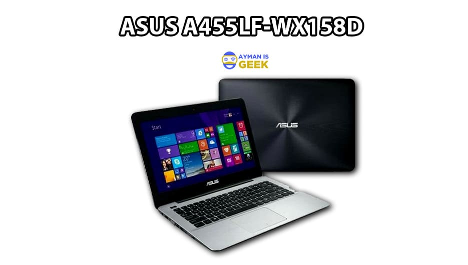 ASUS A455LF-WX158D