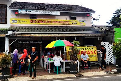 Mie Ongklok Longkrang, Jl. Pasukan Ronggolawe No 14 Wonosobo