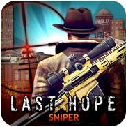 kini mimin akan membagikan game berkelahi seru yang berjudul Last Hope Sniper  Download Last Hope Sniper - Zombie War MOD APK for Android