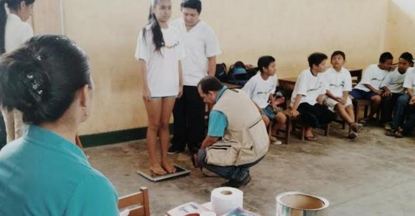 El 15 de febrero se ejecuta el programa regional «Todos a la Escuela» DRE Loreto