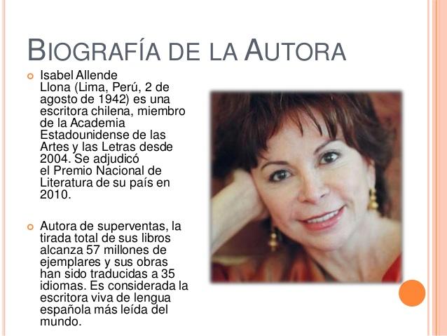 """El blog de Chelo: """"La suma de los días"""" de Isabel Allende"""