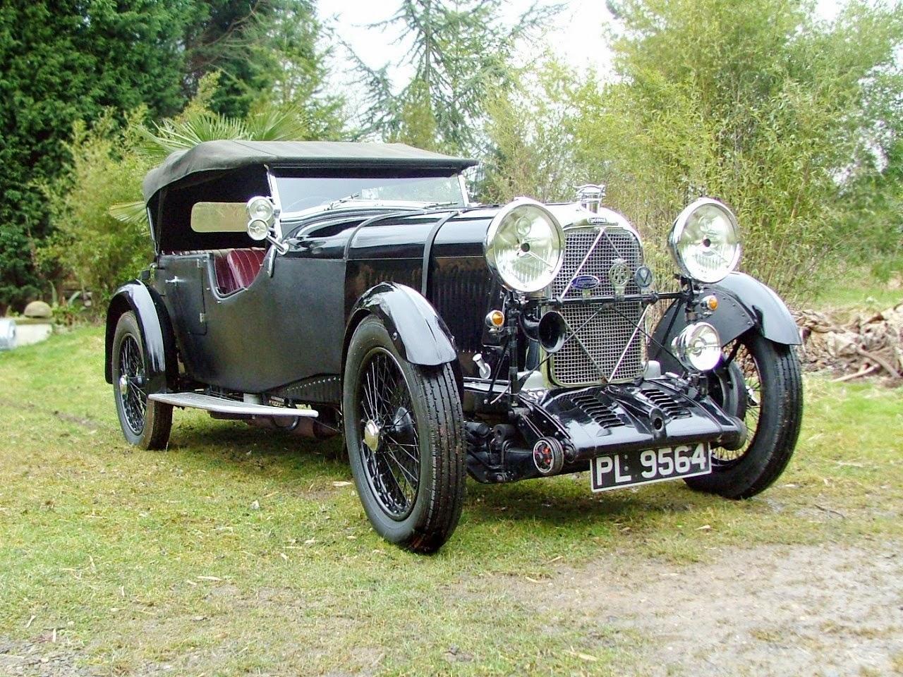 Crossley Motor Car For Sale