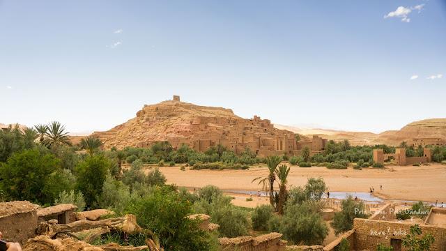 morocco sahara desert Ait Benhaddou 2